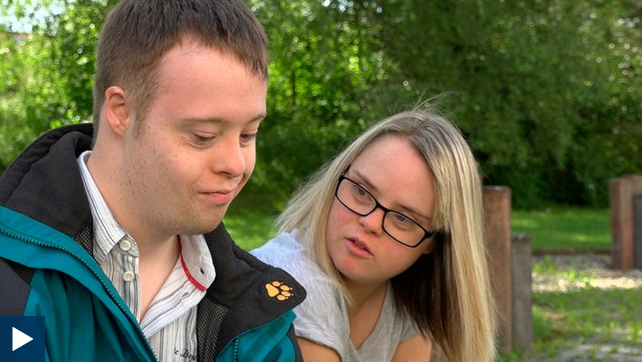 Schatzkiste - partnervermittlung für menschen mit handicap